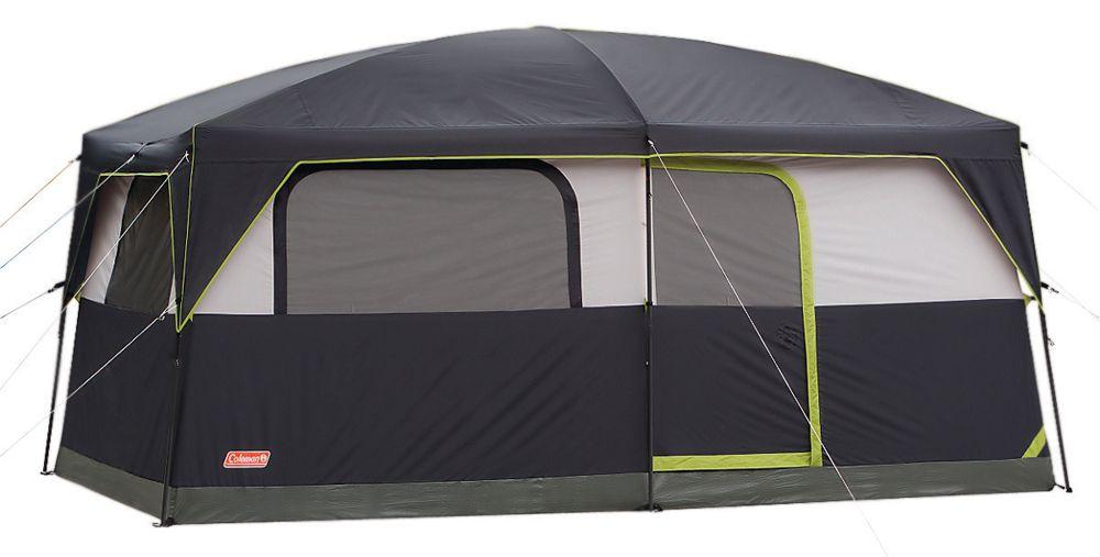 noImageFound ???  sc 1 st  DICKu0027S Sporting Goods & Coleman Signature Prairie Breeze 9 Person Tent | DICKu0027S Sporting Goods