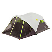 Coleman Steel Creek Fast Pitch Screen Room Dome Tent