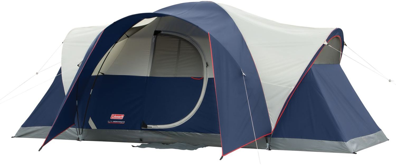 Coleman elite montana 8 person tent dicks sporting goods noimagefound sciox Image collections