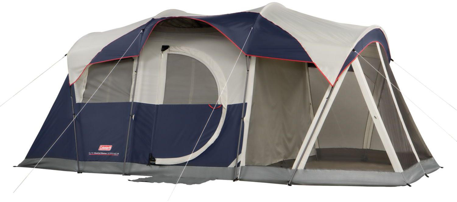 Coleman Elite WeatherMaster Screened 6 Person Tent | DICKu0027S Sporting Goods  sc 1 st  DICKu0027S Sporting Goods & Coleman Elite WeatherMaster Screened 6 Person Tent | DICKu0027S ...