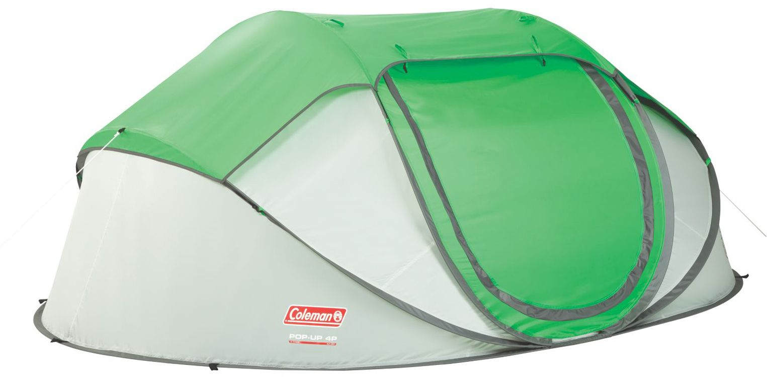 noImageFound ???  sc 1 st  DICKu0027S Sporting Goods & Coleman Pop Up 4 Person Tent | DICKu0027S Sporting Goods