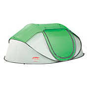 Coleman Pop Up 4 Person Tent