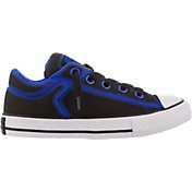 Converse Kids' Grade School Chuck Taylor All Star High Street Low-Top Casual Shoes