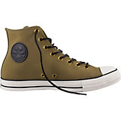Converse Men's Chuck Taylor All Star Leather Hi-Top Casual Shoes