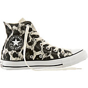 Converse Women's Chuck Taylor All Star Hi-Top Animal Print Casual Shoes