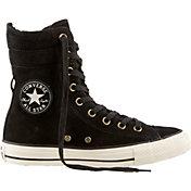 Converse Women's Chuck Taylor All Star Street Suede Hi-Top Boots
