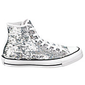 Converse Chuck Taylor All Star Hi-Top Sequin Casual Shoes