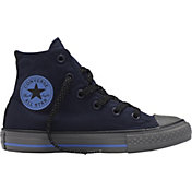 Converse Kids' Grade School Chuck Taylor All Star Shield Hi-Top Casual Shoes