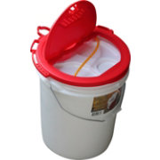 Challenge Plastic 5 Gallon Bucket Cooler
