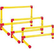"Champion 12-18"" Adjustable Hurdle Set"