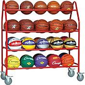 Champion Deluxe Pro Ball Rack