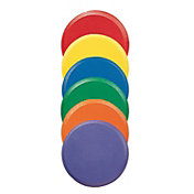 Champion Sports Rounded Edge Foam Disc
