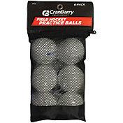CranBarry Field Hockey Cork Practice Balls – 6 Pack