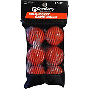 CranBarry Field Hockey Game Balls – 6 Pack