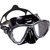 Cressi Big Eyes Evolution Snorkeling & Scuba Mask