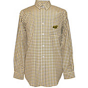 Campus Specialties Men's Whichita State Shockers Multi-Checkered Woven Long Sleeve Shirt