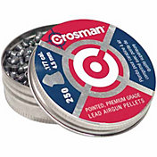 Crosman Pointed Lead .177 Caliber Pellets - 250 Count
