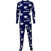 Concepts Sport Men's Kansas State Wildcats Purple Onesie