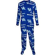 Concepts Sport Men's Kentucky Wildcats Blue Onesie