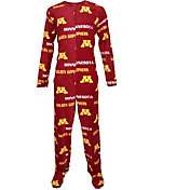 Concepts Sport Men's Minnesota Golden Gophers Maroon Onesie