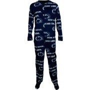 Concepts Sport Men's Penn State Nittany Lions Blue Onesie