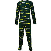 Concepts Sport Men's Oregon Ducks Green Onesie