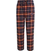 Concepts Sport Men's UT San Antonio Roadrunners Blue/Orange Ultimate Plaid Sleep Pants