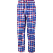 Concepts Sport Men's Buffalo Bills Royal/Red Flannel Pants