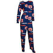 Concepts Sport Women's Auburn Tigers Blue Union Suit