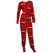 Concepts Sport Women's South Carolina Gamecocks Garnet Union Suit