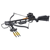 CenterPoint XR175 Recurve Crossbow Package – Black