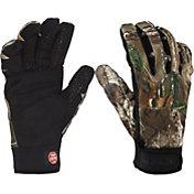 Carhartt Men's Grip Camo Gloves
