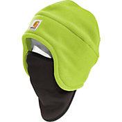 Carhartt Men's High-Visibility Color Enhanced Fleece 2-in-1 Hat
