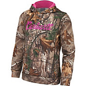 Carhartt Girls' Realtree Xtra Fleece Hoodie