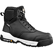 "Carhartt Men's Force 6"" Waterproof Composite Toe Work Boots"