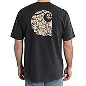 Carhartt Men's Workwear Graphic Branded C Pocket T-Shirt