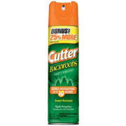Cutter Backwoods 7.5 oz. Insect Repellent Aerosol