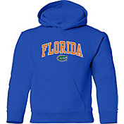 Old Varsity Brand Youth Florida Gators Blue Layer Hoodie