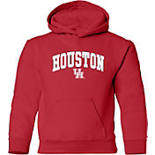 Old Varsity Brand Youth Houston Cougars Red Layer Hoodie
