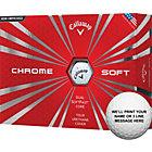 Free Golf Ball Personalization