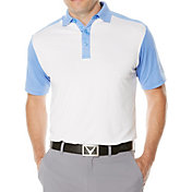 Callaway Men's Colorblock Golf Polo