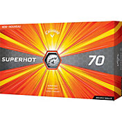 Callaway Superhot 70 Golf Balls – 15 Pack