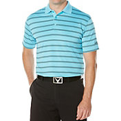 Callaway Men's Stripe Golf Polo