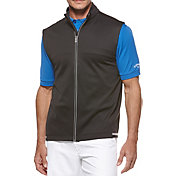 Callaway Men's Performance Stretch Thermal Full-Zip Golf Vest