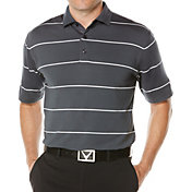 Callaway Men's Auto Stripe Golf Polo