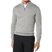 Callaway Men's Wool Quarter-Zip Golf Sweater - Big & Tall
