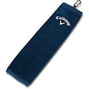 Callaway Tri-Fold Golf Towel