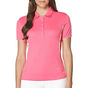 Callaway Women's Performance Color Blocked Golf Polo