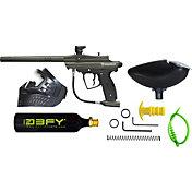 D3fy Conqu3st Paintball Gun Kit