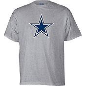 Dallas Cowboys Merchandising Youth Premium Logo Grey T-Shirt